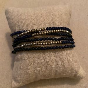Stella & Dot Trove Stretch Bracelet